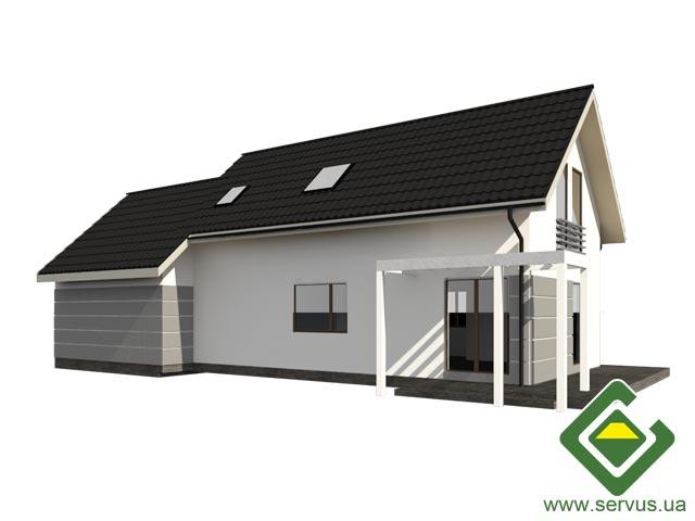 изображение фасады Проект «Кингстон»