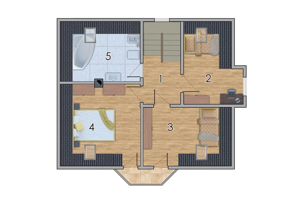изображение второй_этаж Проект «Серсея»