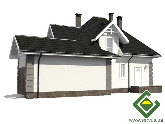 изображение фасады Проект «Серсея»