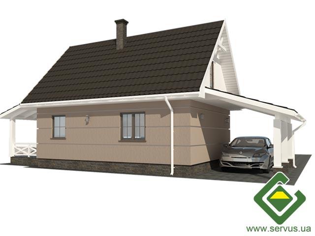изображение фасады Проект «Зюма»