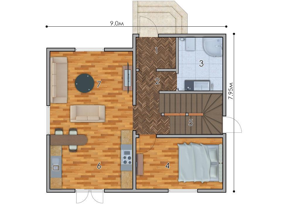изображение первый_этаж Проект «Аврора»