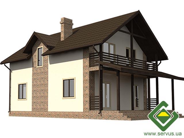 изображение фасады Проект «Дриада»