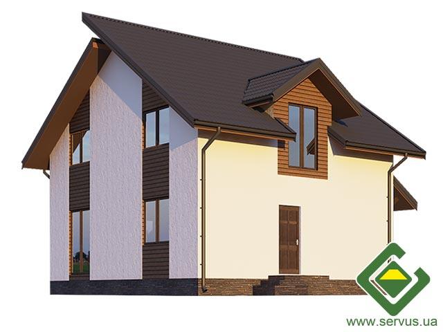 изображение фасады Проект «Аврора»