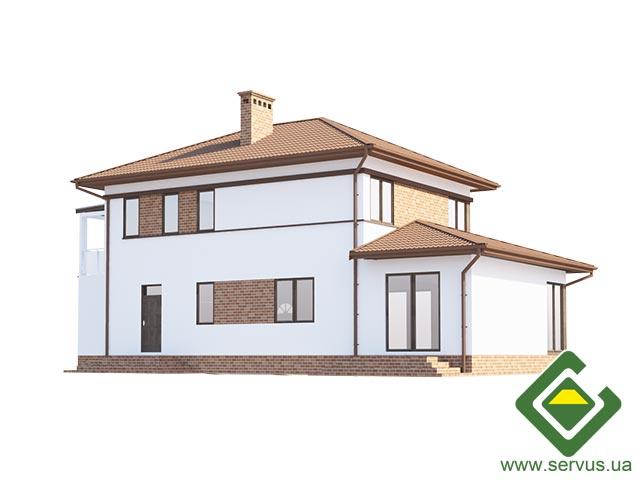 изображение фасады Проект «Кронос»