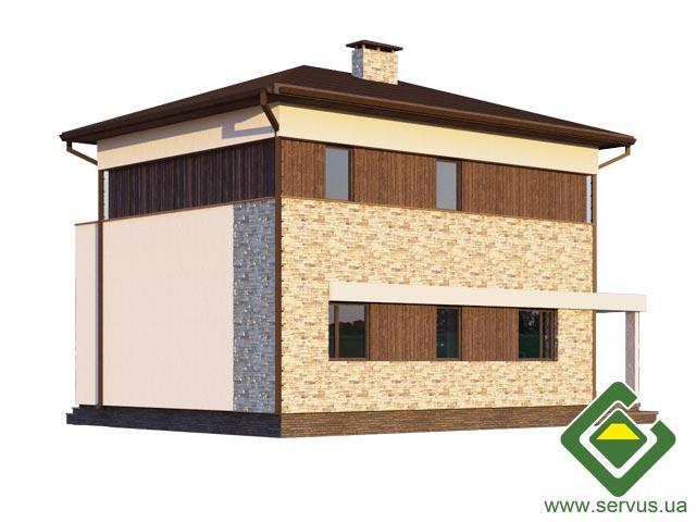 изображение фасады Проект «Одиссей»