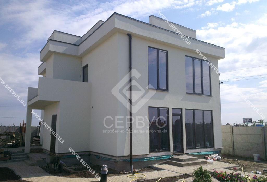 Дом по проекту Диего