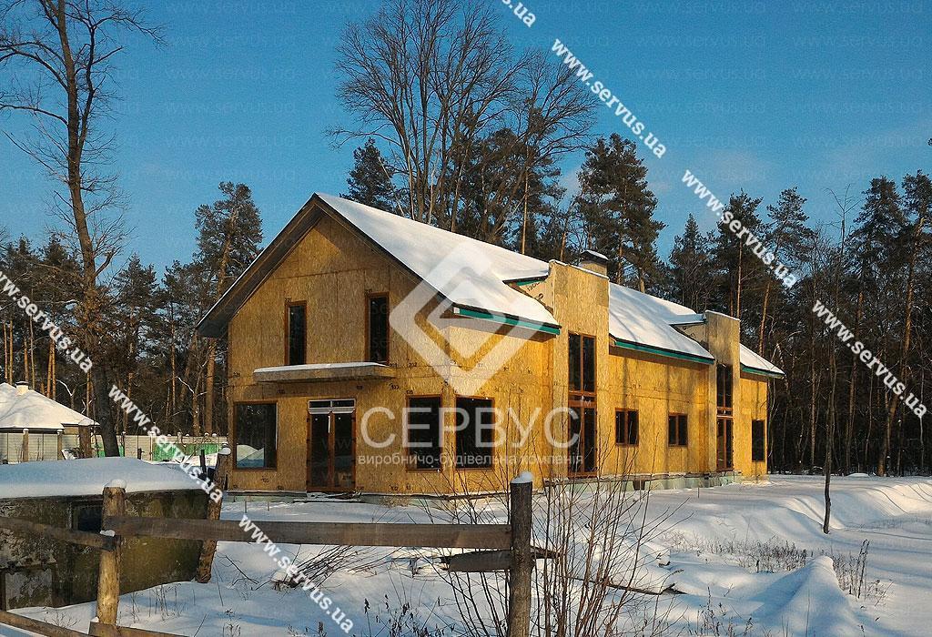 изображение Дом по проекту «Класик» 2