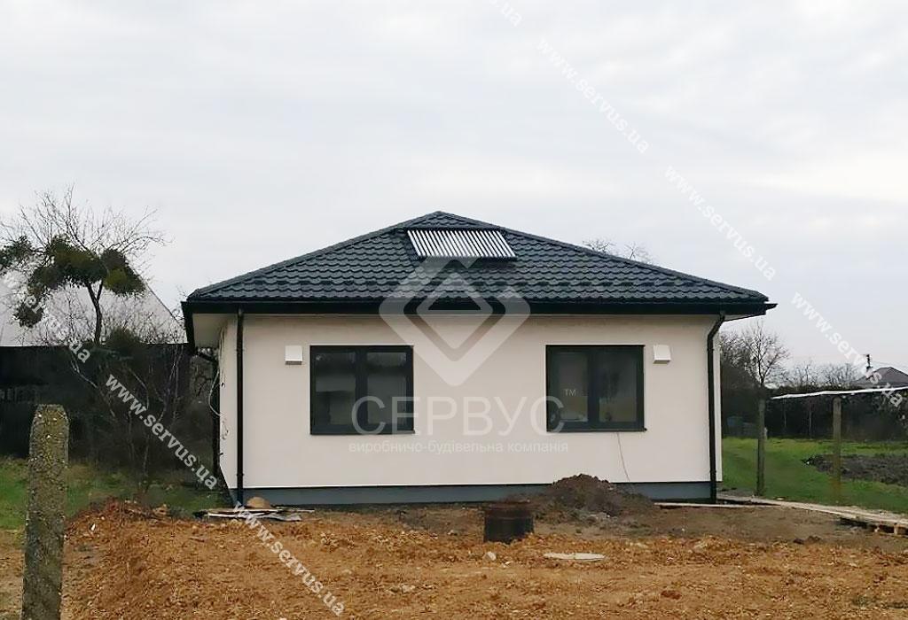 изображение Одноэтажный дом в Словакии 1
