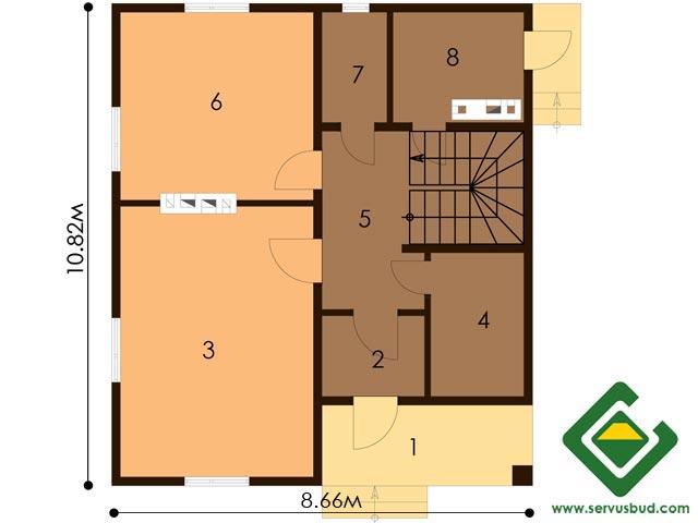 изображение первый_этаж Project «Tysa»
