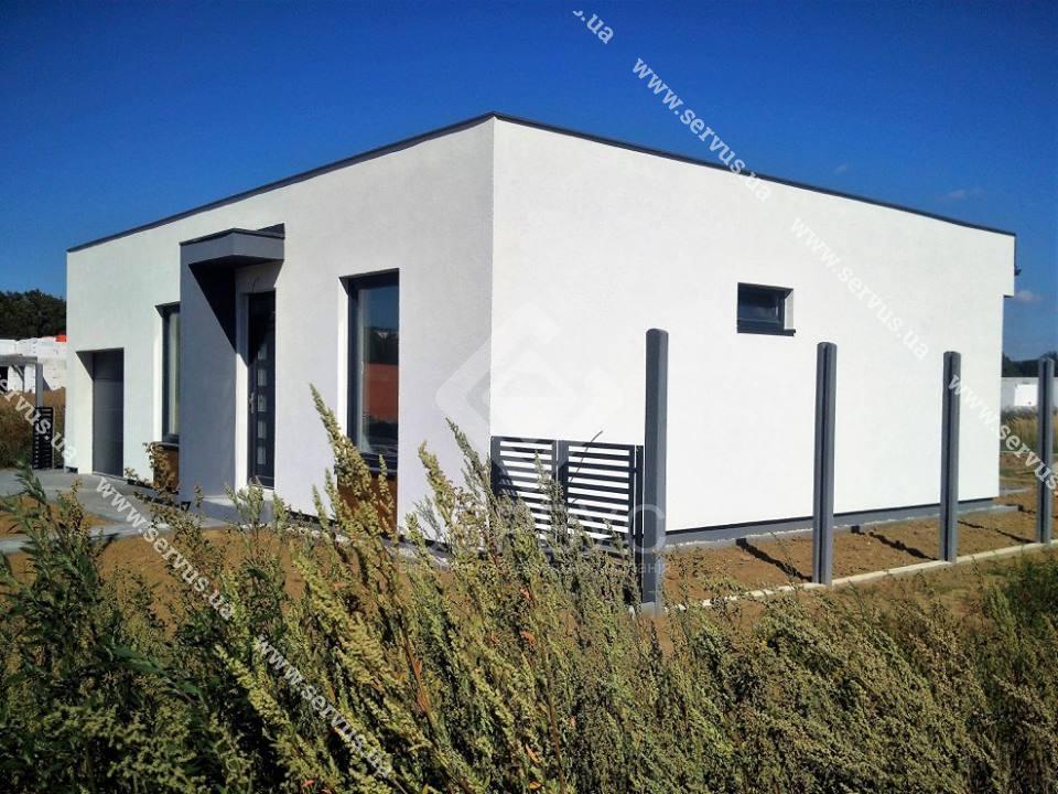 изображение Дом в стиле хай-тэк 2