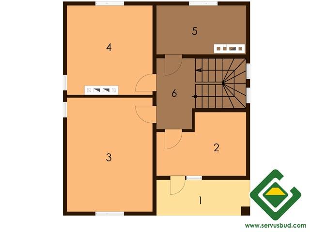 изображение второй_этаж Проект «Тыса»