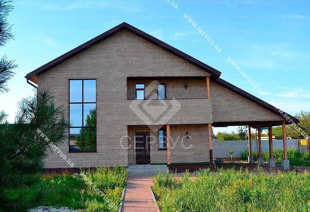 изображение Дом по проекту «Актеон» 2