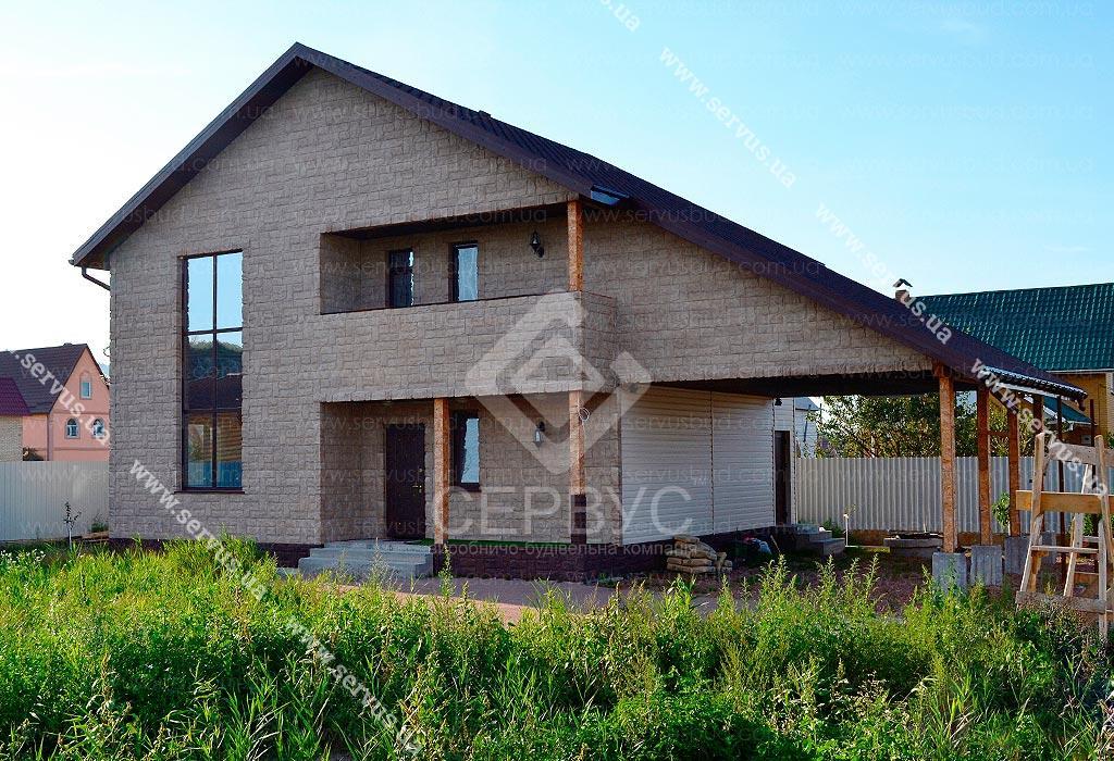 изображение Дом по проекту «Актеон» 1