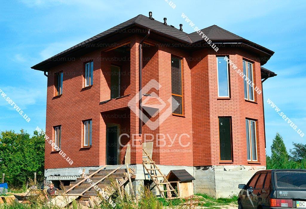 изображение Дом по проекту «Адэль» 2