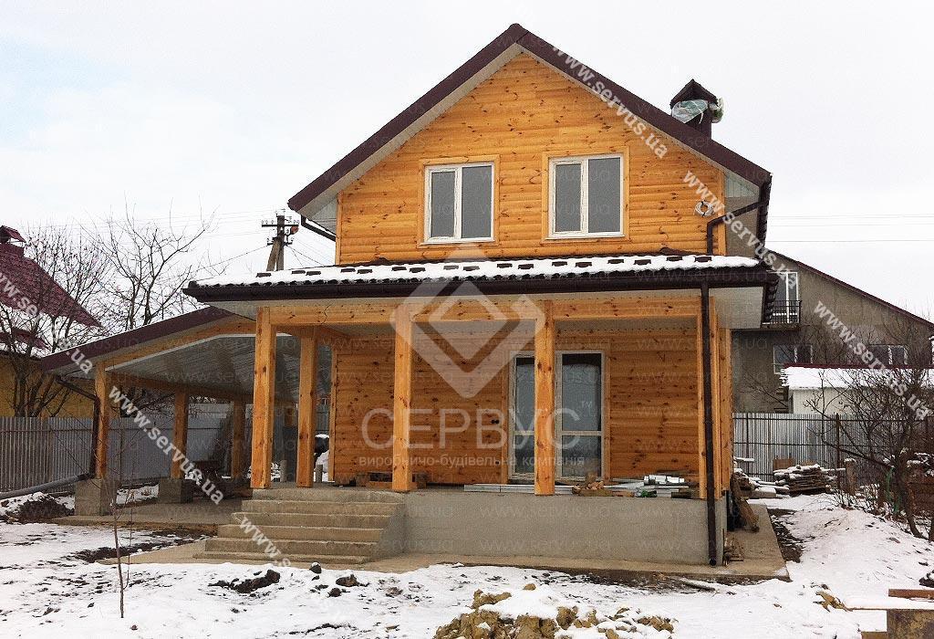 изображение Дом по проекту «АМАЛИЯ» 1