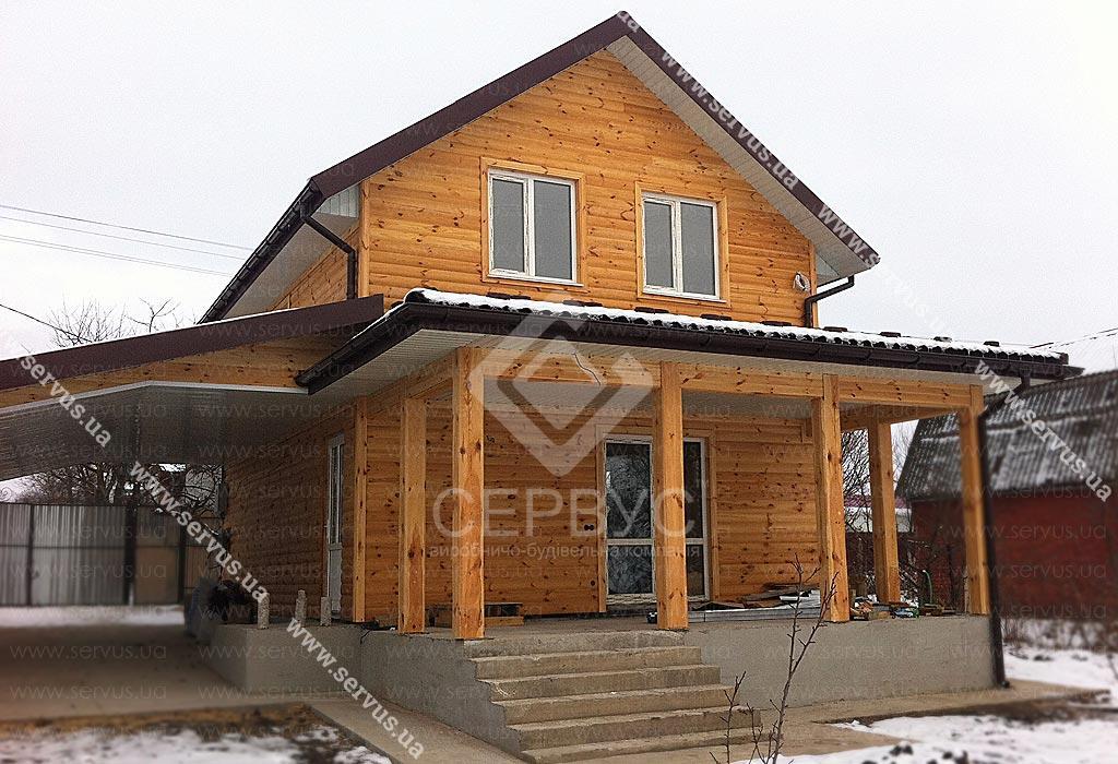 изображение Дом по проекту «АМАЛИЯ» 2