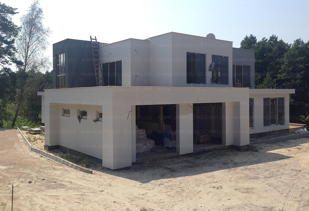 изображение Дом по проекту «Аквилон» 1