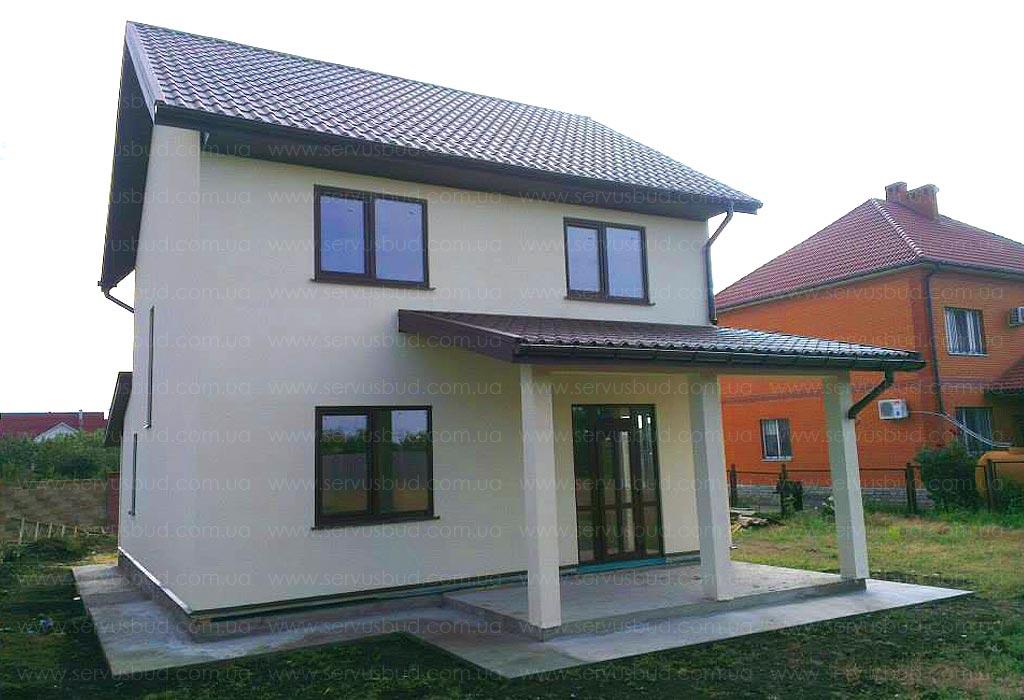 изображение Дом по проекту «Бим» 1