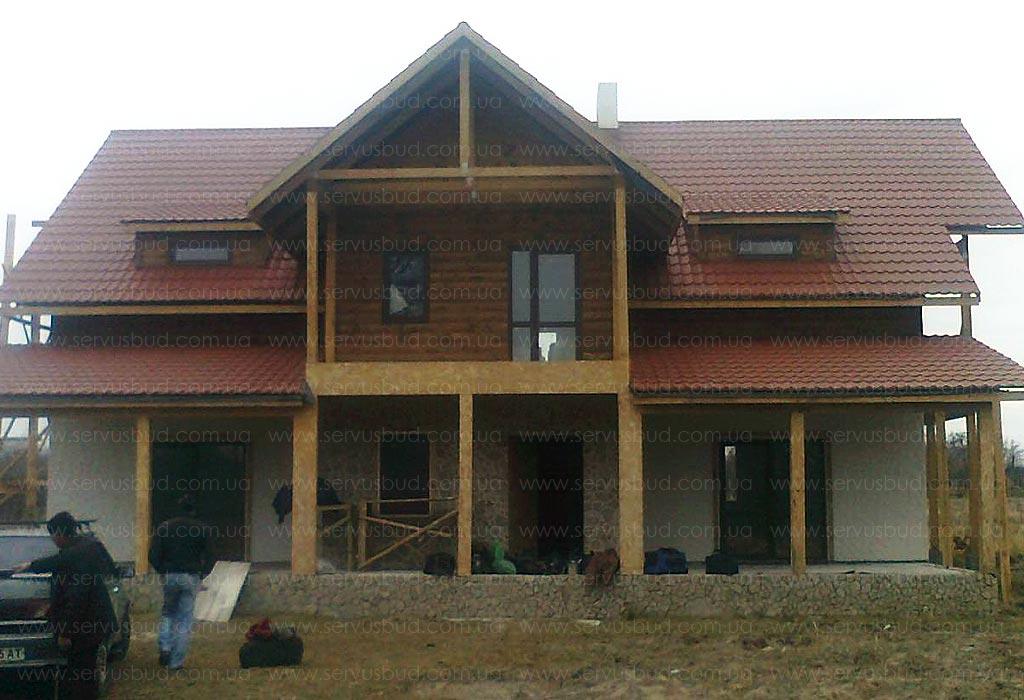 изображение Дом по проекту Фольк 2