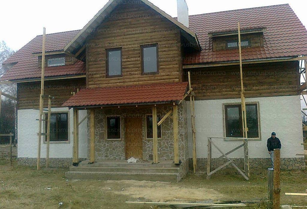 изображение Дом по проекту Фольк 1