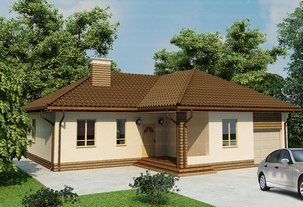 изображение Дом по проекту «Лира» 1