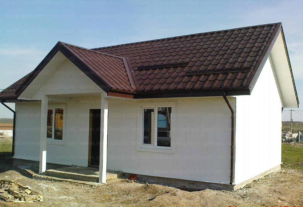 изображение Дом по проекту Колибри 2