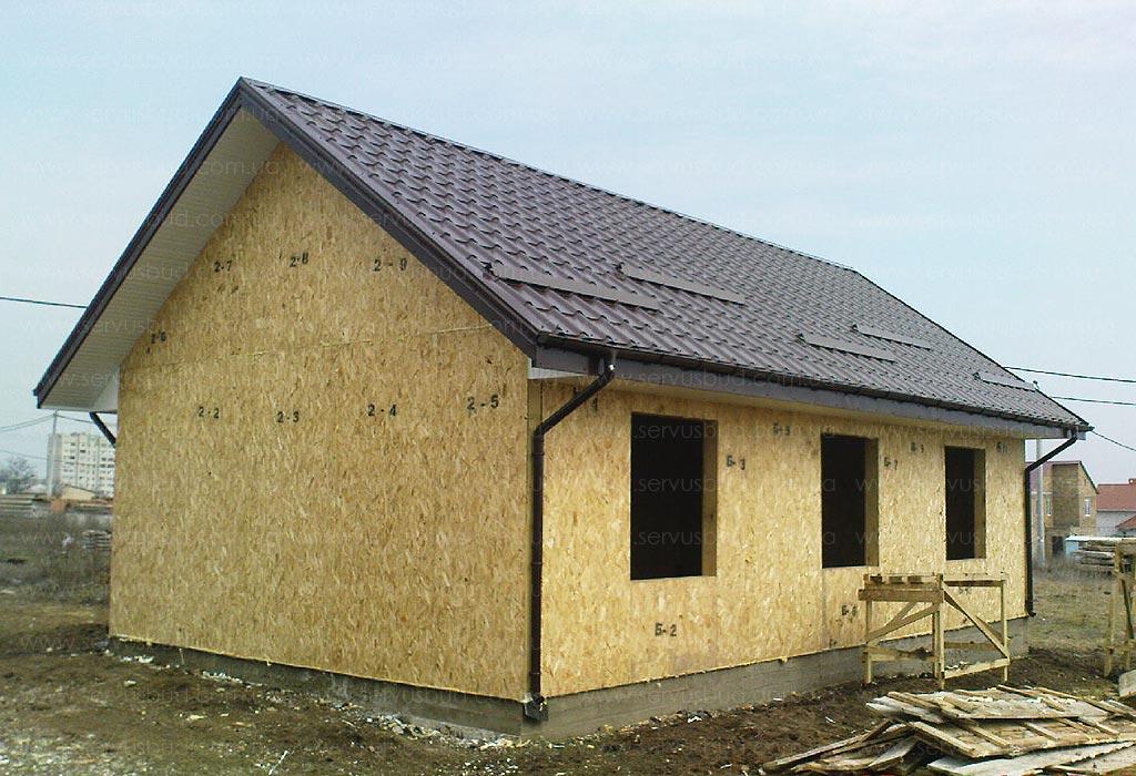 изображение Дом по проекту Колибри 1