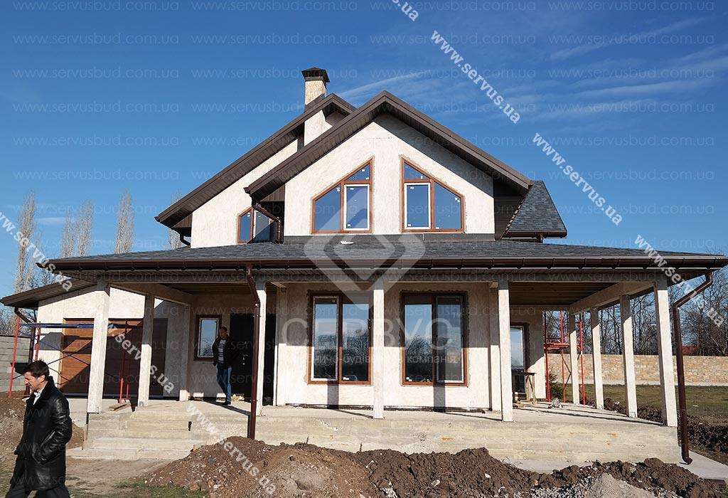 изображение Дом по проекту «Кросс» 1