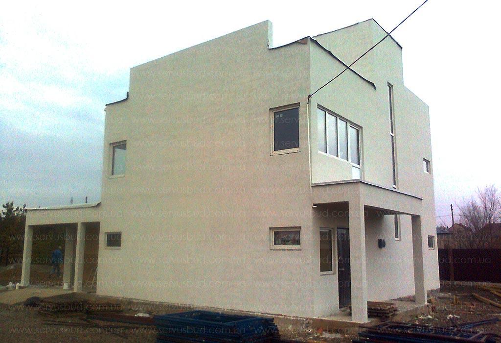 изображение Дом по проекту «Куб» 2