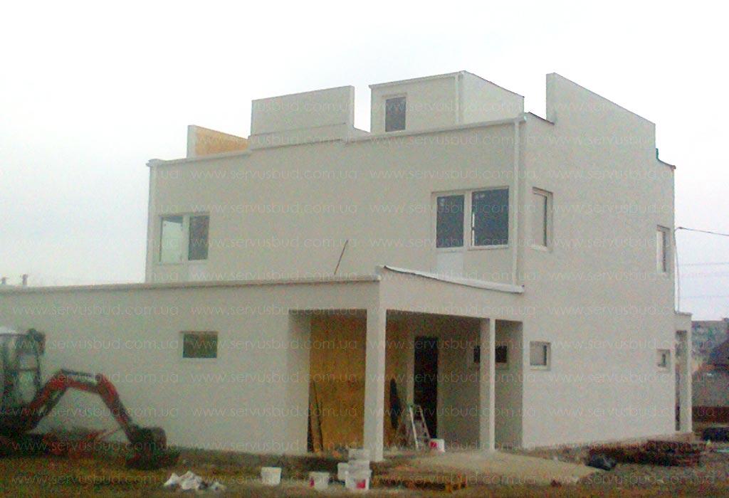 изображение Дом по проекту «Куб» 1