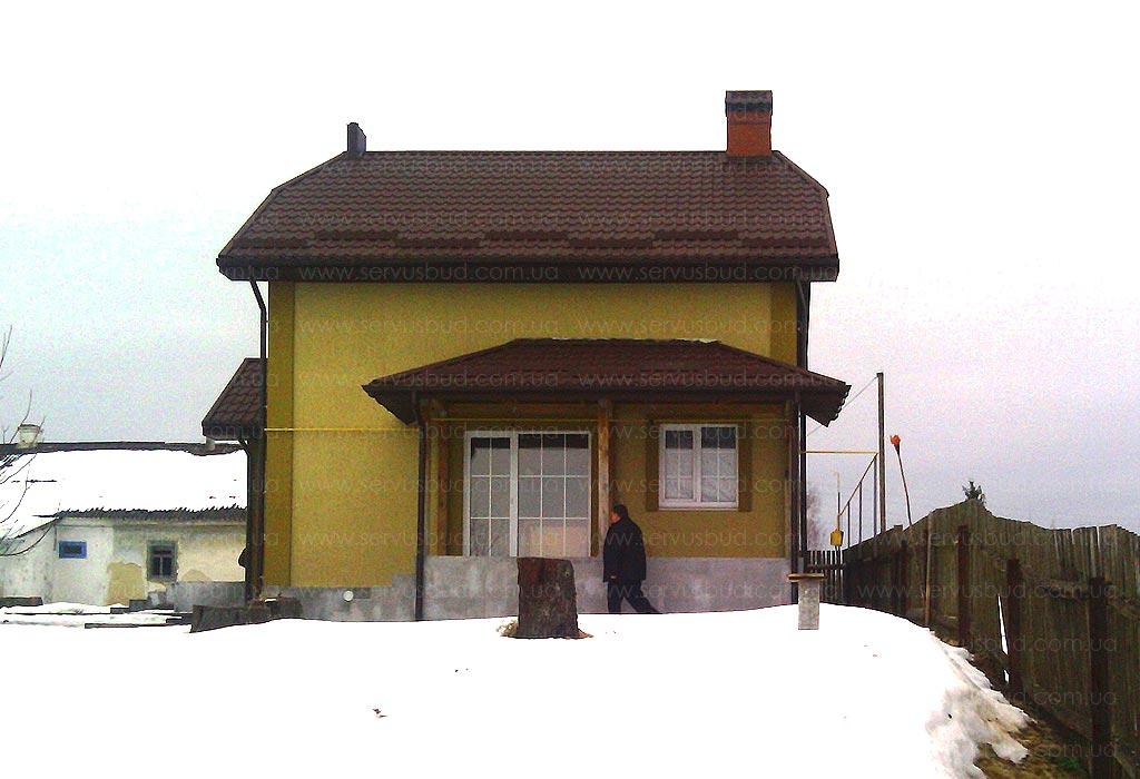 изображение Дом по проекту «Циклоп» 1
