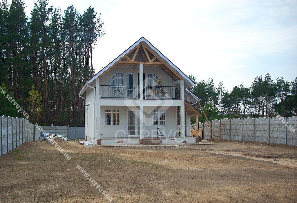 изображение Дом по проекту «Мечта»-2 1