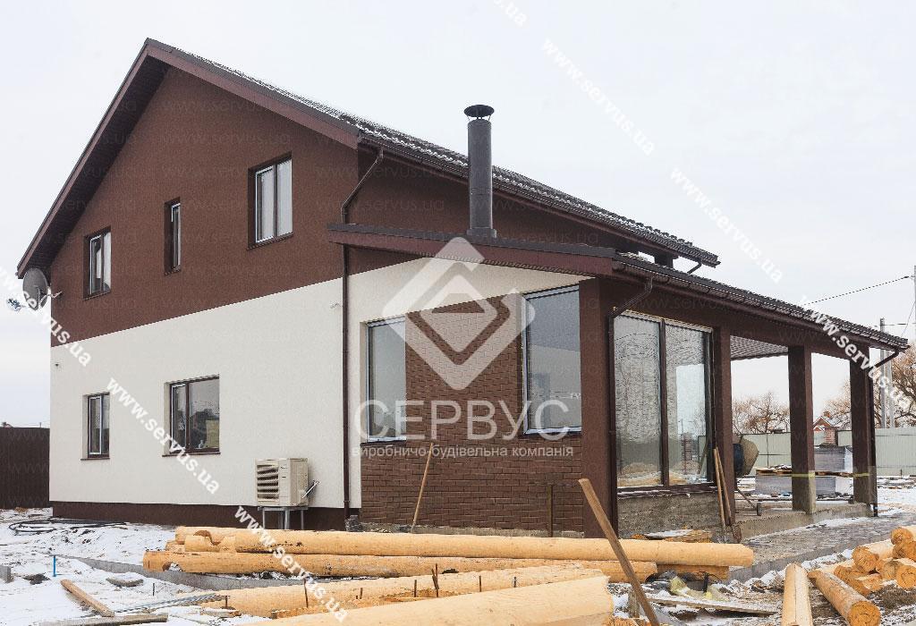 изображение Дом по проекту Эмилия 1