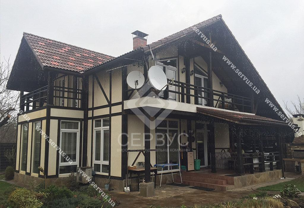 изображение Дом по проекту Єней 1