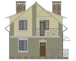 изображение фасады Project «Tysa»