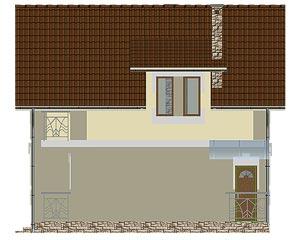 изображение фасады Проект «Тыса»