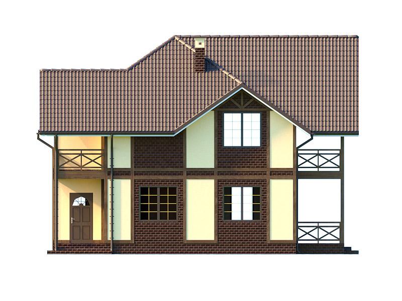 изображение фасады Проект «Валенсия»