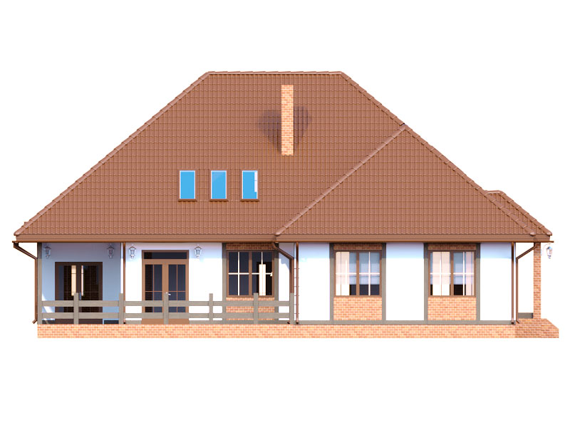 изображение фасады Project «BONAPART»