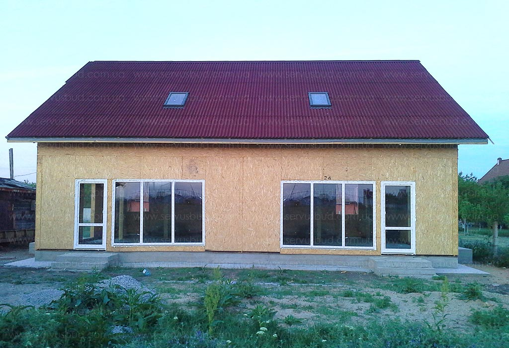 изображение Дом по проекту «Фемида» 2
