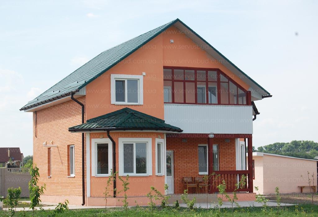 изображение Дом по проекту «Лесничий» 2