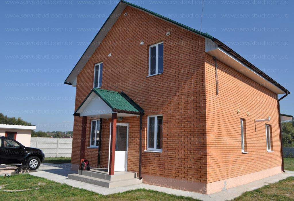 изображение Дом по проекту «Лесничий» 1