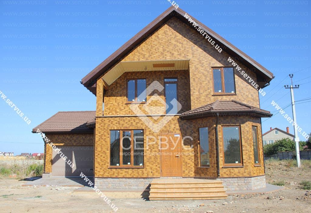 изображение Дом по проекту «ЛЕСНИЧИЙ 8» 2