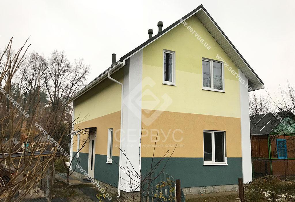 Дом по проекту Гектор 4