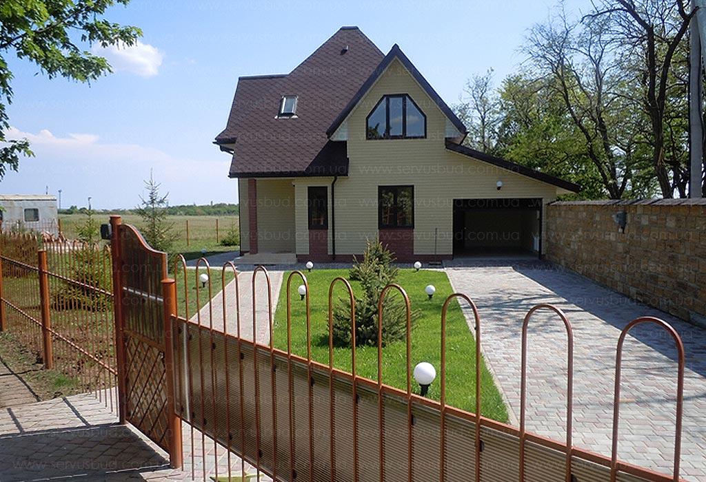 изображение Дом по проекту Глория 2 1