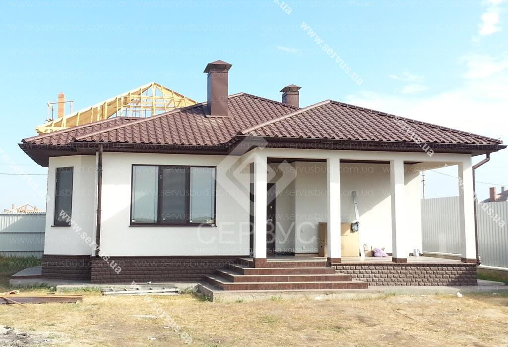 изображение Дом по проекту «Гелиос» 1