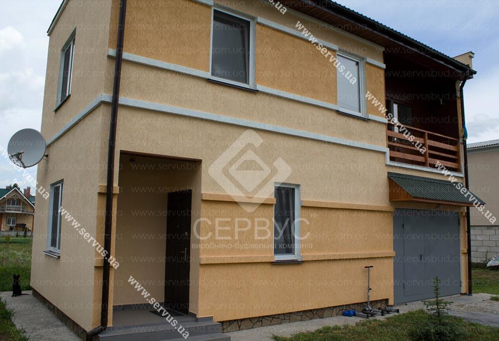 изображение Дом по индивидуальному проекту 1