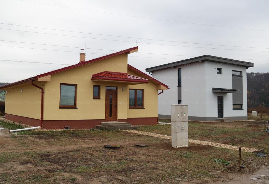 изображение Дом по проекту «Хай Тэк Мини» 2