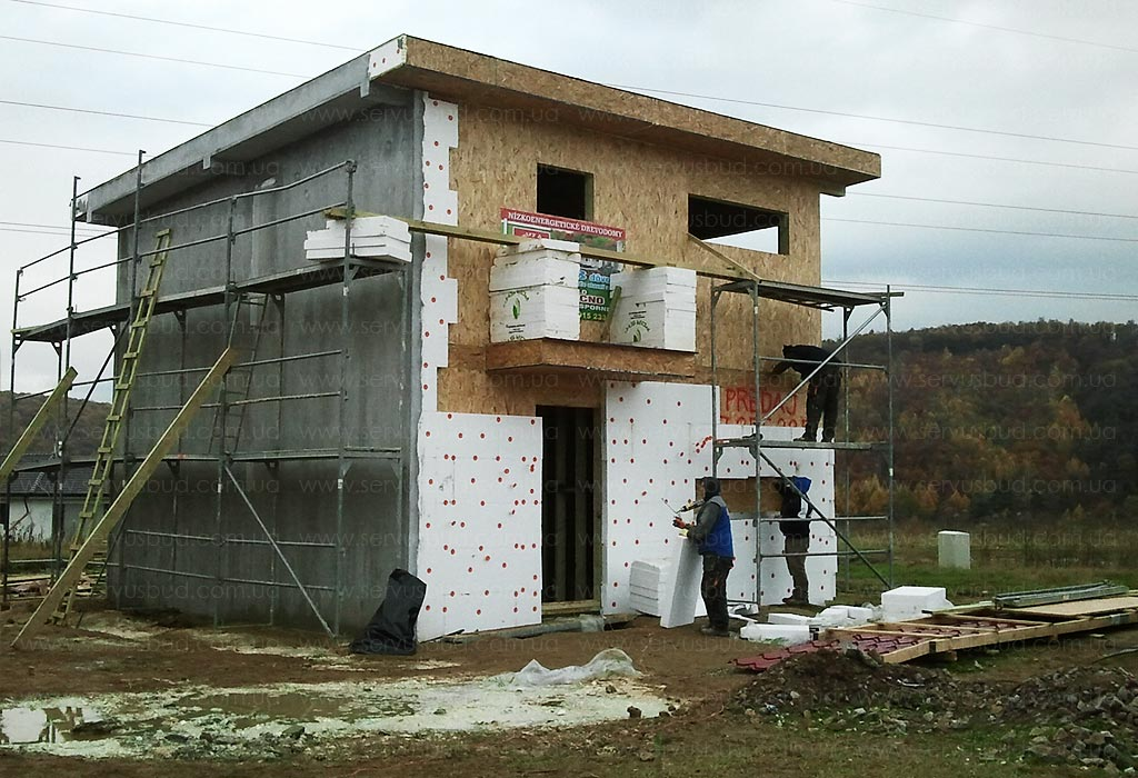 изображение Дом по проекту «Хай Тэк Мини» 1