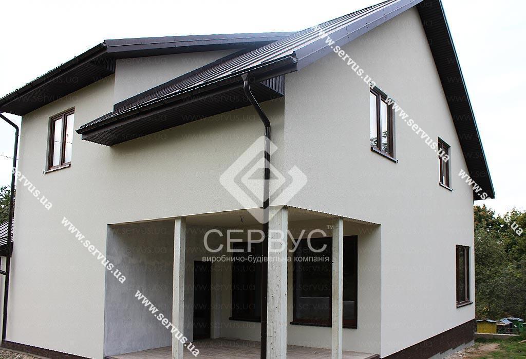 изображение Индивидуальный проект дома 3