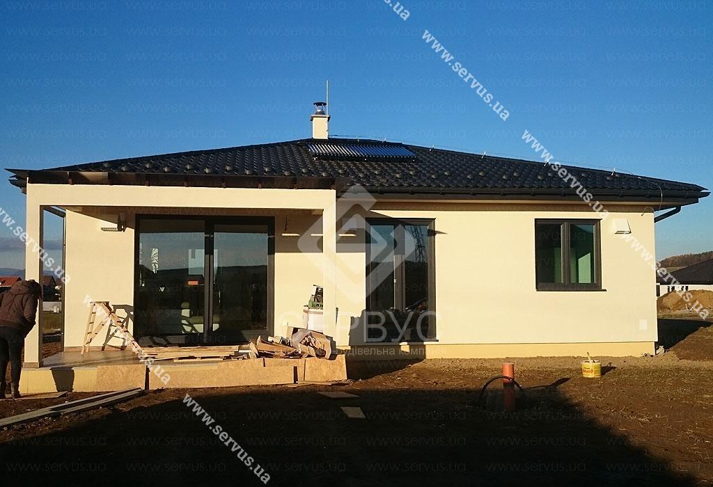 изображение Дом по индивидуальному проекту-2 2